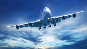 Uraz na pokładzie samolotu - definicja wypadku